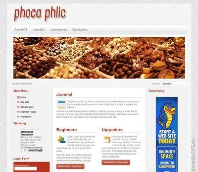 Phoca Phlic