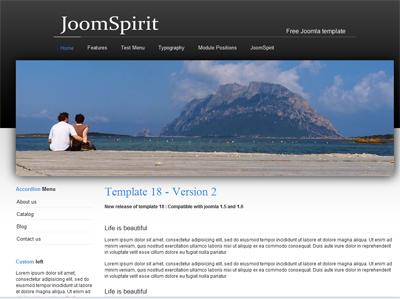 JoomSpirit 18