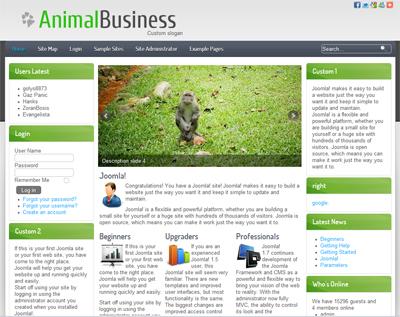 Animal Business FJT