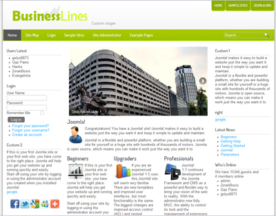 Business Lines